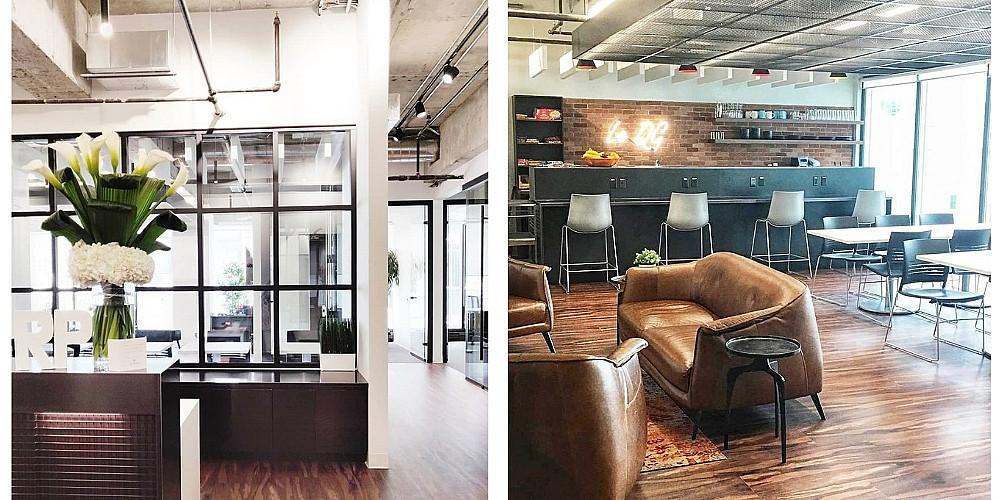 Nos nouveaux bureaux au centre-ville de Montréal