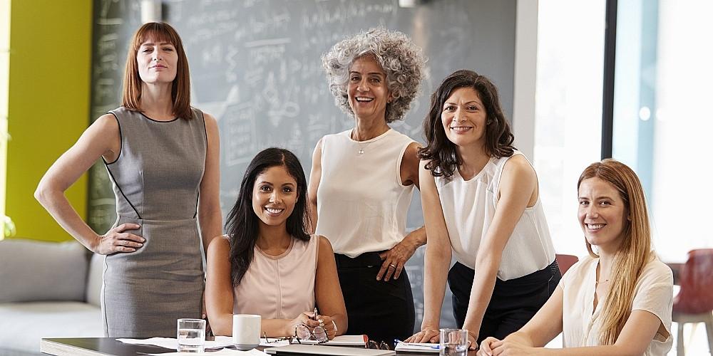 La Journée des Droits de la Femme chez Groupe RP